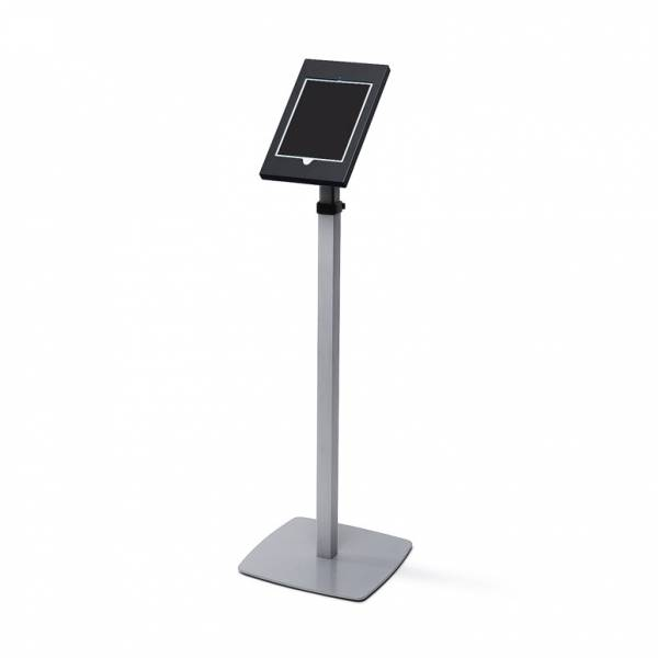 Slimcase Telescopic Tablet Floor stand Black