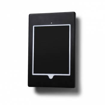 Slimcase Wall Fixed Tablet Enclosure Flat Black