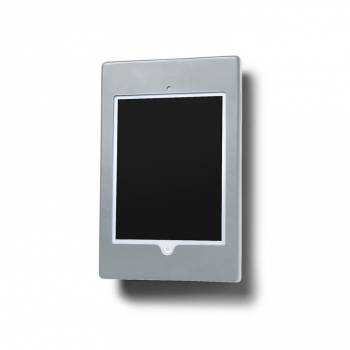 iPad enclosure - Wall Flat - Silver, Black, White for Ipad 3,4 & Air