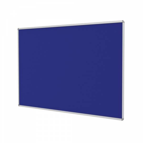 Fire Rated Pin Board - Blue (1200x2400)