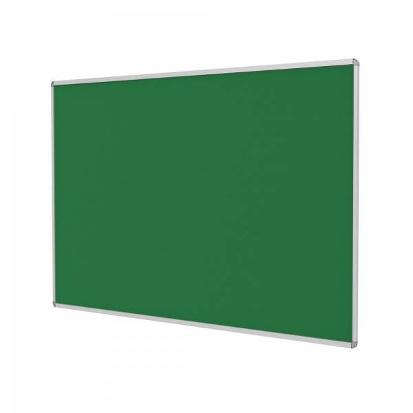 Fire Rated Noticeboard - Green - 1200 x 1500 mm