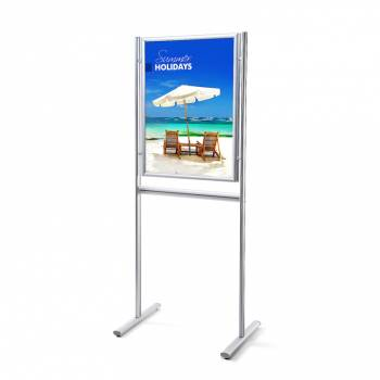 InfoBoard Stand - Double Sided