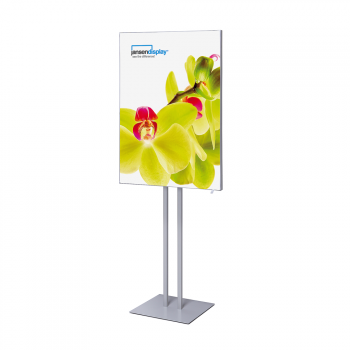 T-Frame Info Pole - 70x100cm