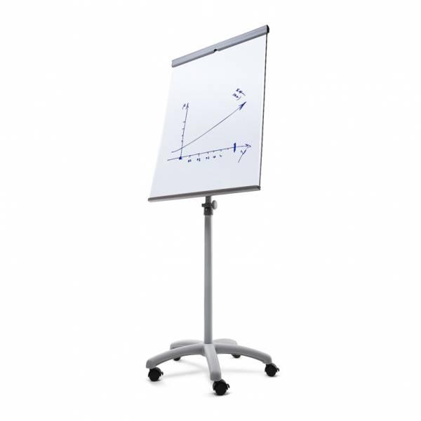 SCRITTO® Premium Magnetic Flipchart - Star Base