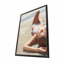 Snap Frame 50x70 Black