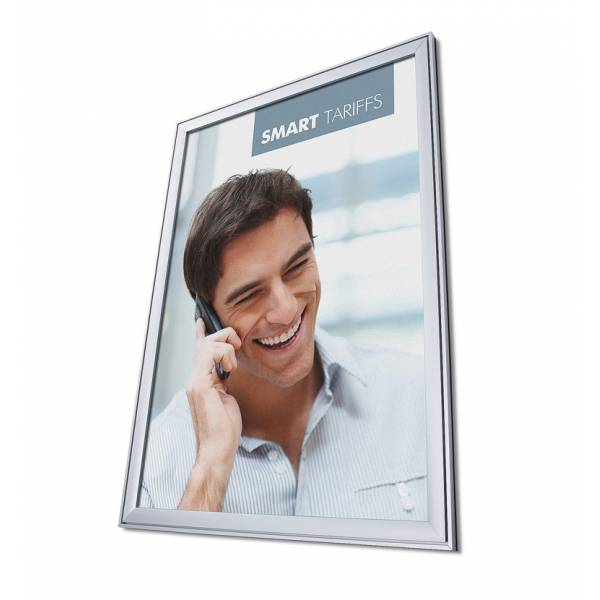 A0 Premium COMPASSO® Snap Frame - Weatherproof