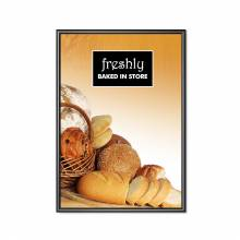 Snap Frame 70x100 Black
