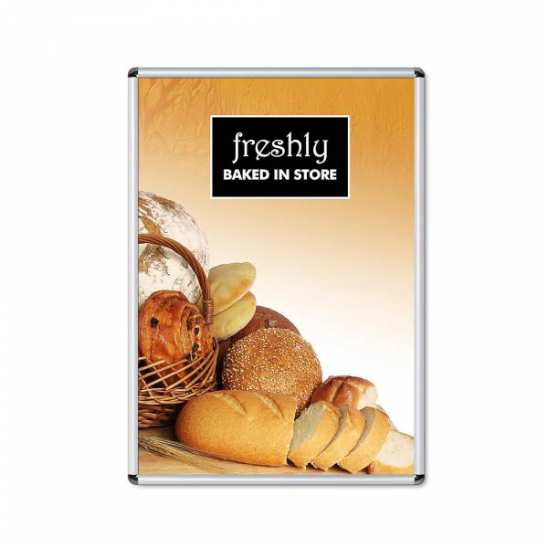 Snap Frame 70x100 - Rounded Corners