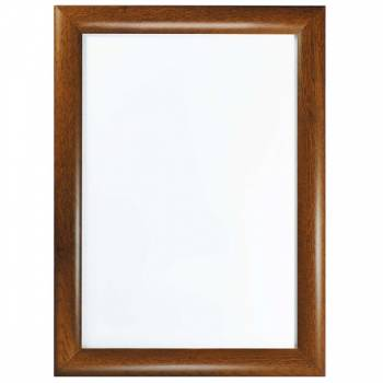 Wooden Snap Frame - Oak - 25mm profile, A0