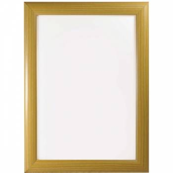 Wooden Snap Frame - Pine - 25mm profile, A1