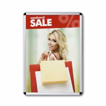A1 Snap Frame - Tamper-proof - Rounded Corners (32 mm)