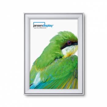 Design Snap Frame 37mm COMPASSO® Weather Resistant, Mitred Corner, A2