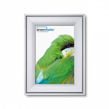 Design Snap Frame 37mm COMPASSO® Weather Resistant, Mitred Corner, A4