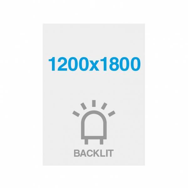 Premium backlit film 200g/m2, satin surface, 1200x1800mm