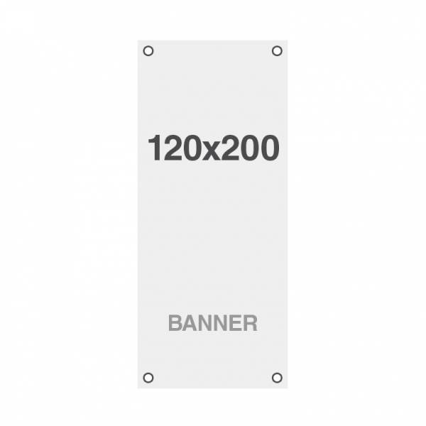 Symbio Banner with holes, 510g/m2, 1200x1200mm