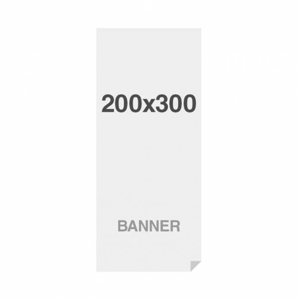 Premium No-curl PP film 220g/m2, matt surface, 2000 x 3000 mm
