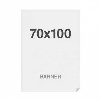 Premium No-curl PP film 220g/m2, matt surface, 700x1000mm