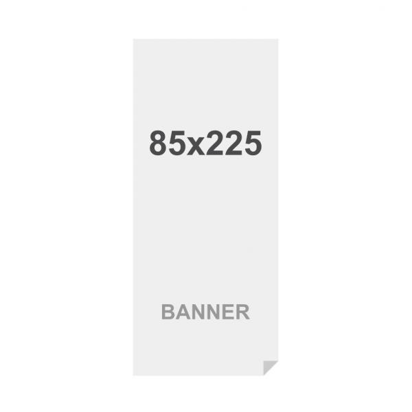 Latex Symbio frontlit PP banner 510g/m2, 850 x 2250 mm