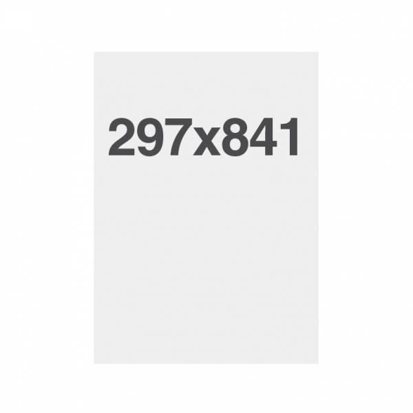 Premium quality paper 135g/m2, satin surface, 4 x A4 (297 x 841 mm)