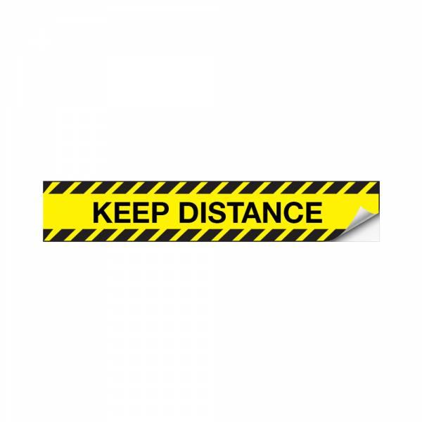 Floor Distancing - 450x80mm