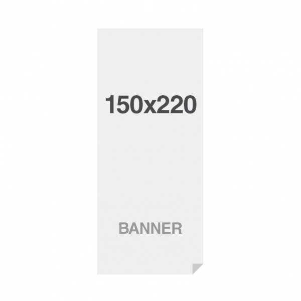 Latex Symbio frontlit PP banner 510g/m2, 1500 x 2200 mm