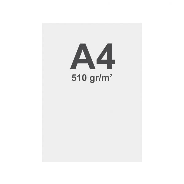 Latex Symbio frontlit  DIN A4, matt, 510g m2