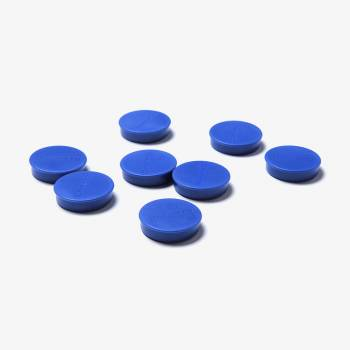 35mm Blue Magnets
