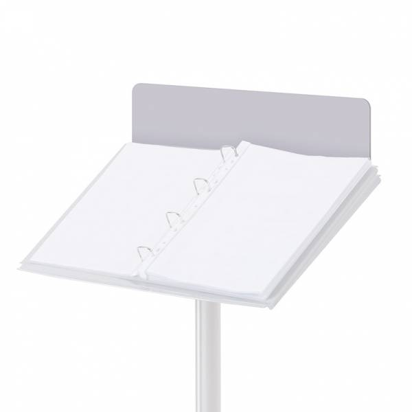 Topcard for Ringbinder Menu Stand 2x A4