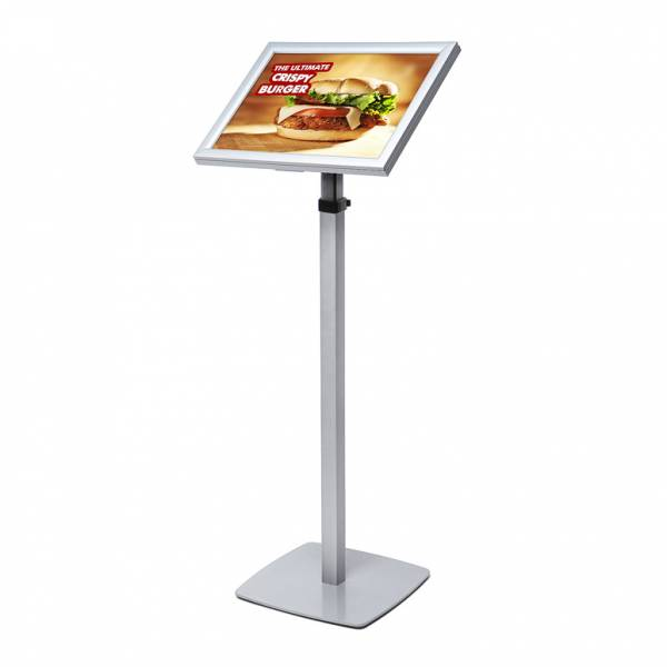 Telescopic A3 LED Menu Stand