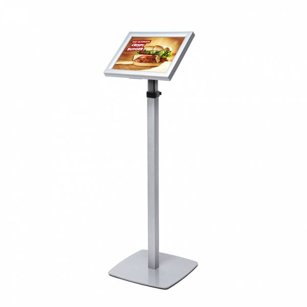 Telescopic A4 LED Menu Stand