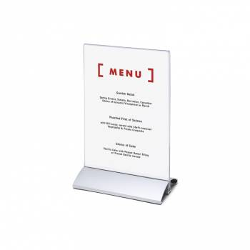 Menu Card Holder A5 Vertical