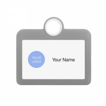 ID Card Grey