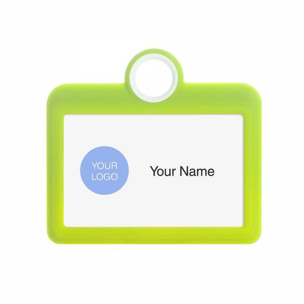 ID Card Yellow