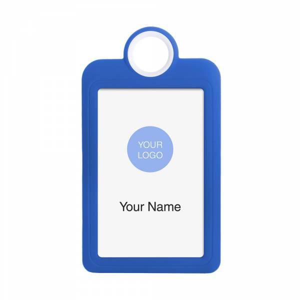 ID Card Blue