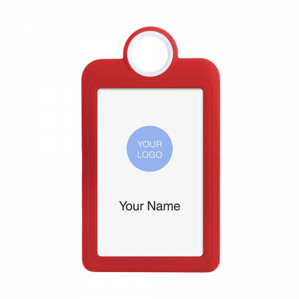 ID Card Red