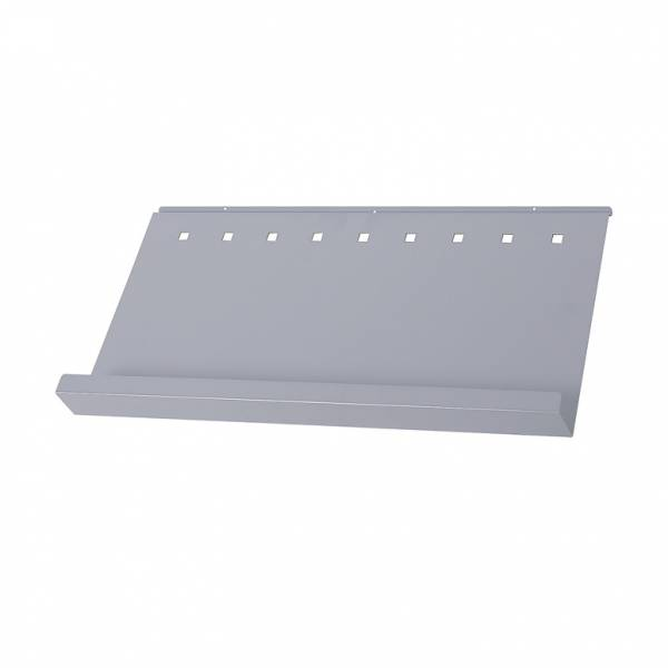 Brochure Shelf for Infoboard and Multipocket Stands