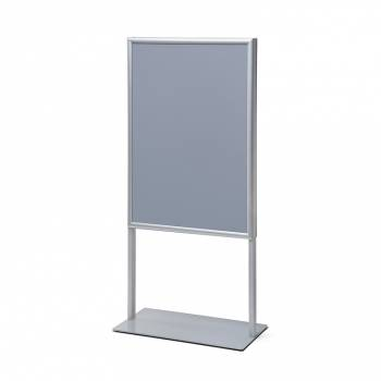 Doublesided 70x100cm Poster Frame Stand