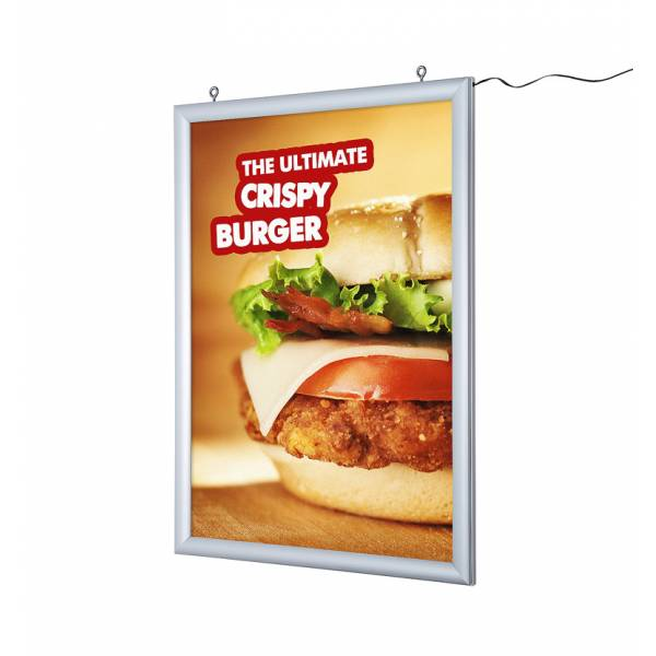 Double-sided LED Poster Frame (50x70)