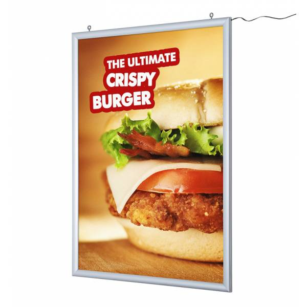 Double-sided LED Poster Frame (70x100)