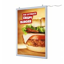 Double-sided LED Poster Frame (A1)