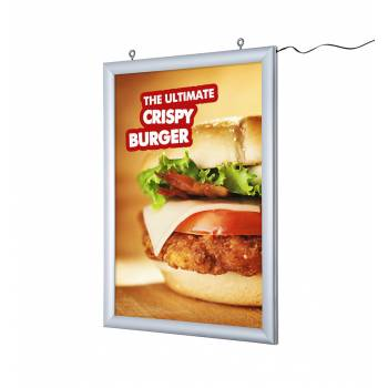 Posterlight LED Double sided A2