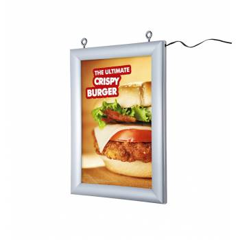 Double-sided Indoor LED Light box