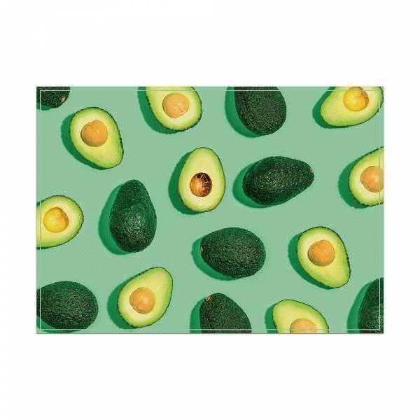 Placemat Avocado Green