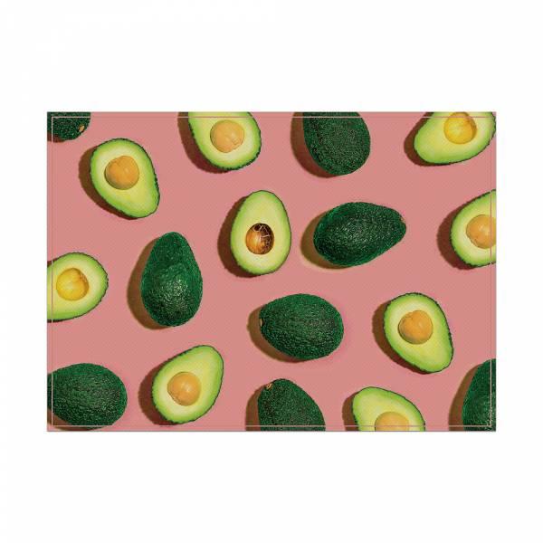 Placemat Avocado Pink