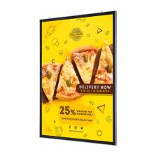 Double-Sided LED Magnetic Poster Frame (A0)