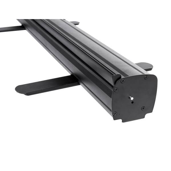 Roll-Banner Challenger Black 80 cm