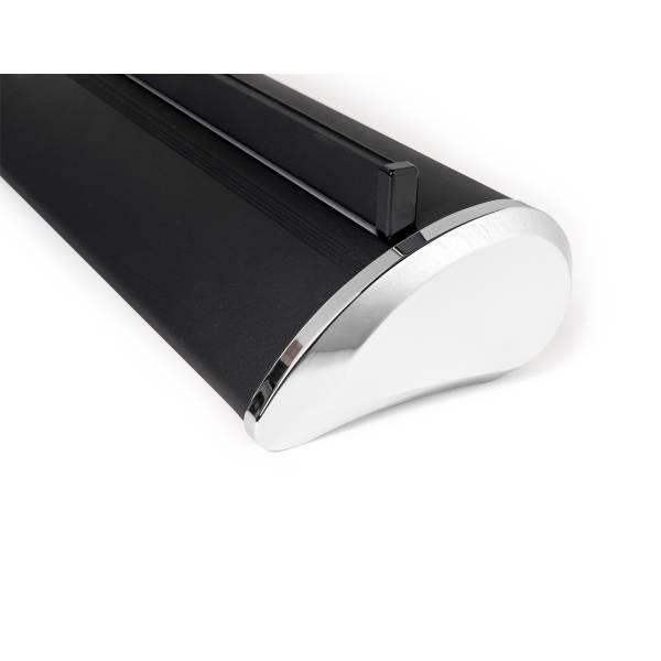 Roll-Banner Premium Black 85x160-220cm
