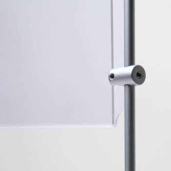 Side Grip for Rod Display System