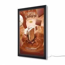 Outdoor LED Illuminated Premium Poster Case