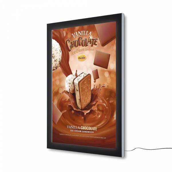 Outdoor Premium Poster Case 100x140 LED